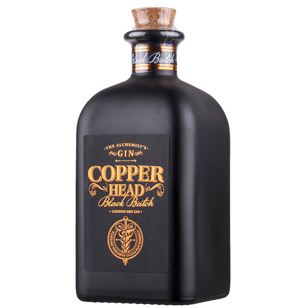Copperhead Black Batch 50cl