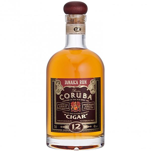 Coruba Cigar 12 ani 70cl