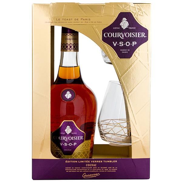 Courvoisier VSOP Gift Box 70cl