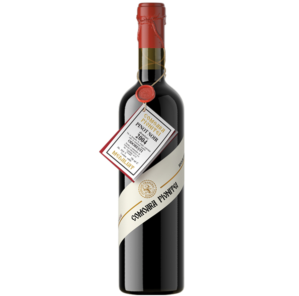 Comoara Pivnitei Pinot Noir 75cl