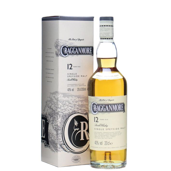 Cragganmore 12 ani 20cl
