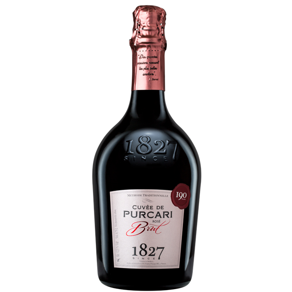 Purcari Cuvee Rose 75cl