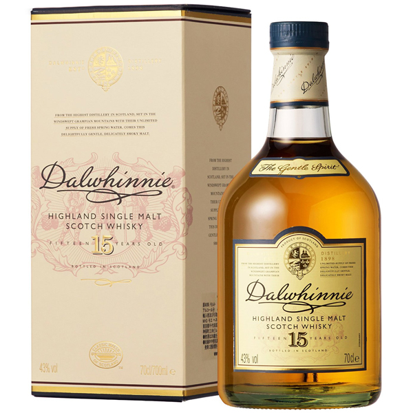 Dalwhinnie 15 ani 70cl