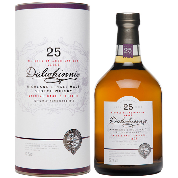 Dalwhinnie 25 ani 70cl