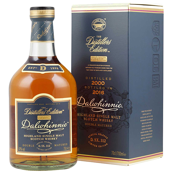 Dalwhinnie Distillers Edition 70cl