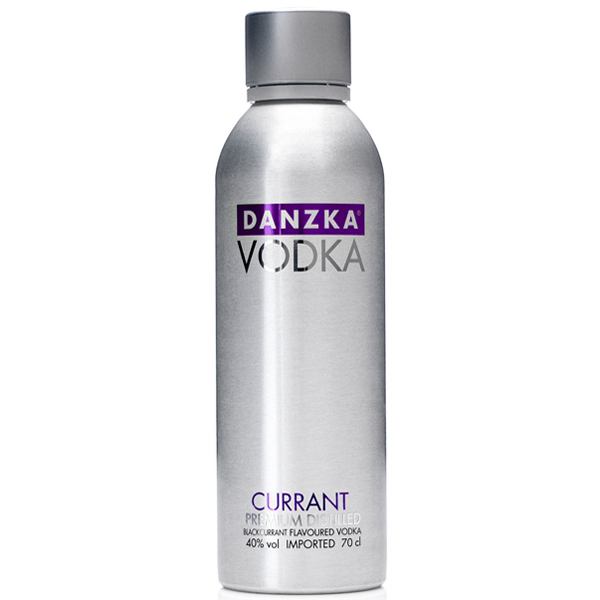 Danzka Vodka Currant 70cl