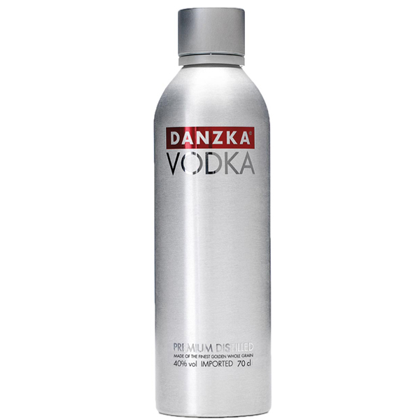 Danzka Vodka 70cl