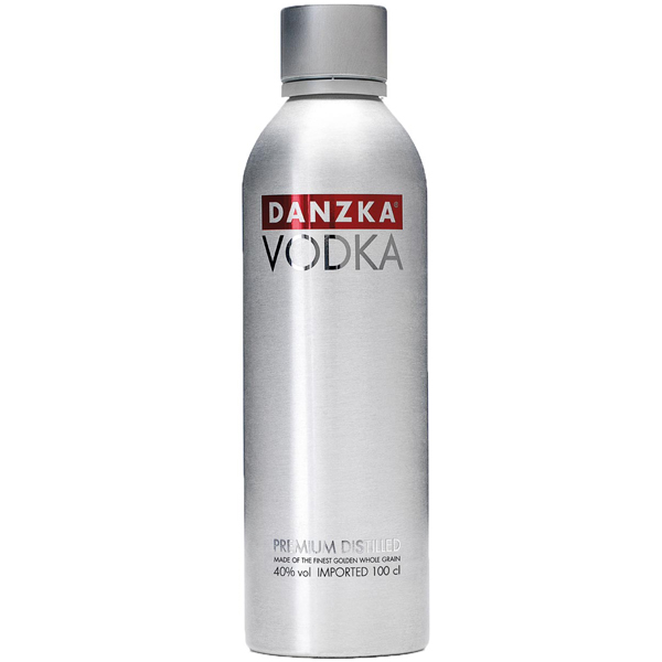 Danzka Vodka 100cl