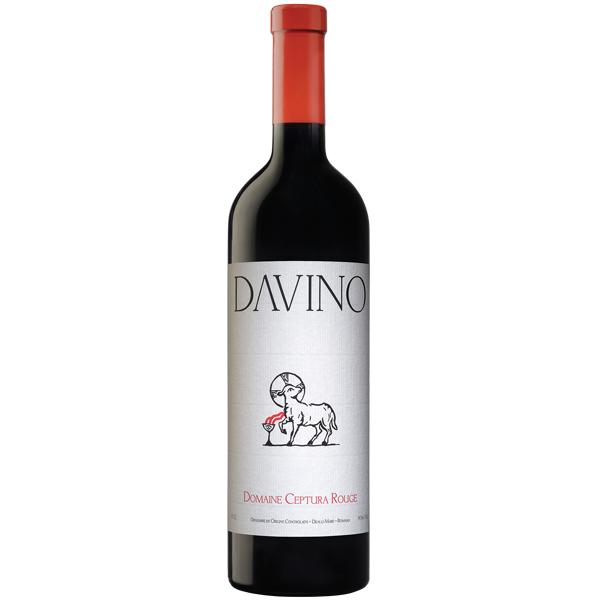 DAVINO Domaine Ceptura Rouge 75cl