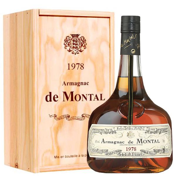 De Montal Vintage 1978 70cl
