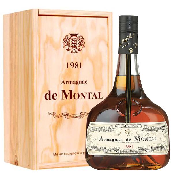 De Montal Vintage 1981 70cl