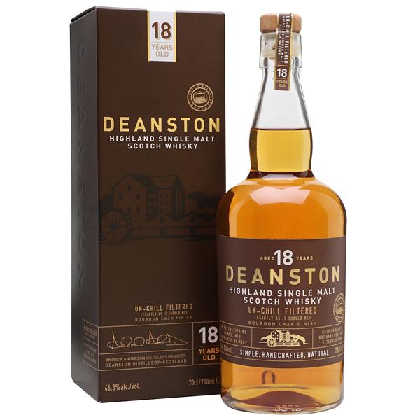 Deanston 18 ani 70cl