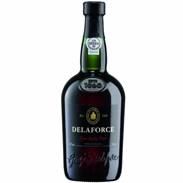 Delaforce Fine Ruby Port 75cl