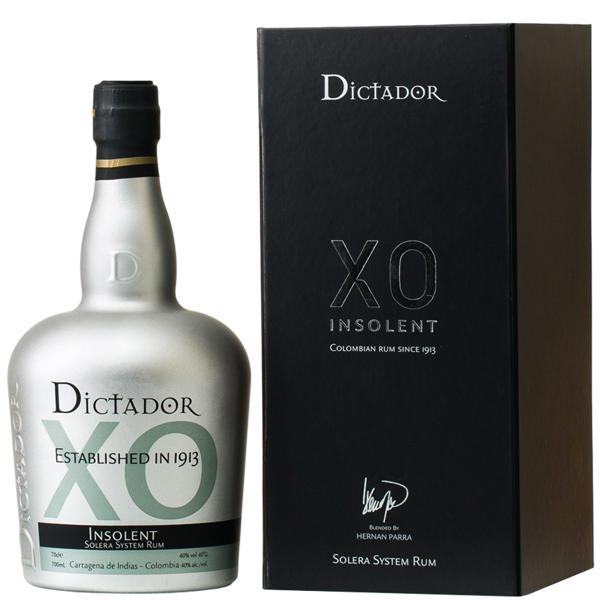 Dictador XO Insolent 70cl