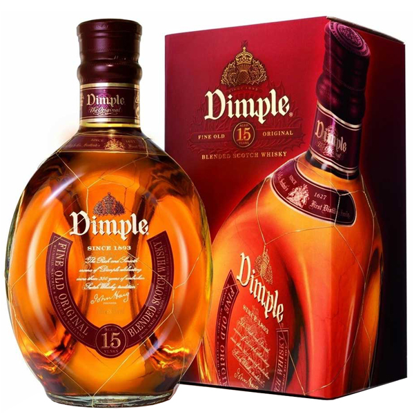 Dimple 15 ani 70cl