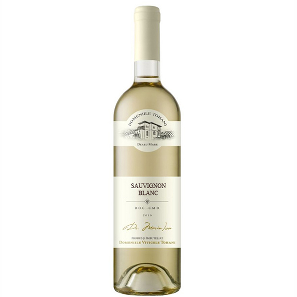 Domeniile Tohani Sauvignon Blanc 75cl