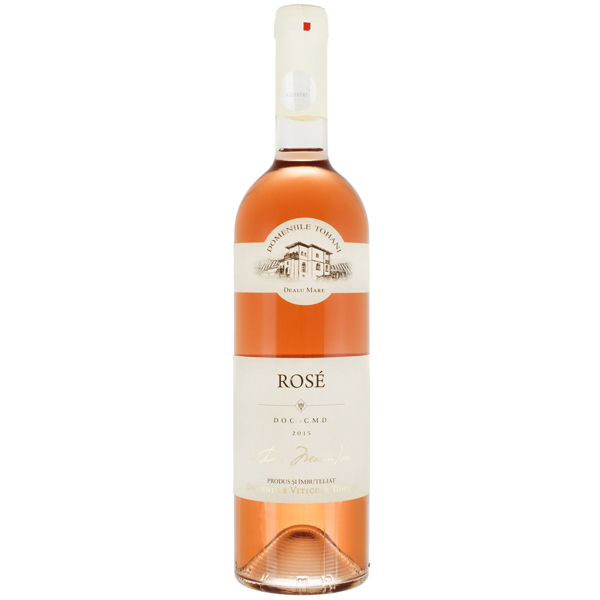Domeniile Tohani Rose 75cl