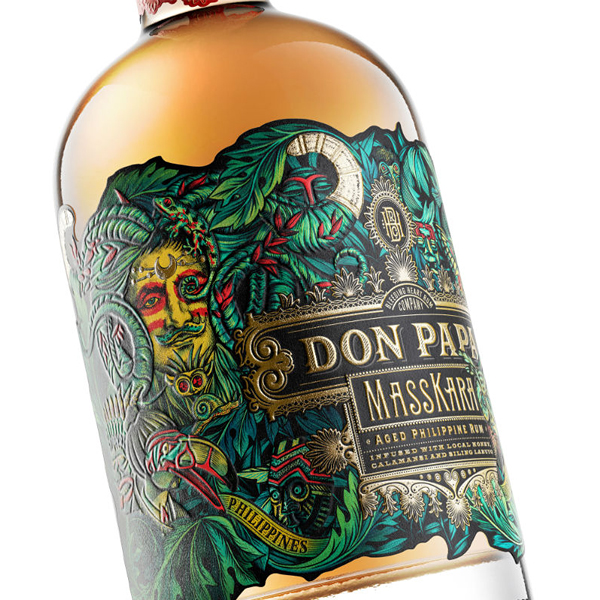 Don Papa Masskara 70cl