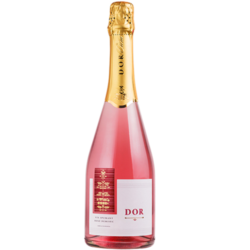 Dor Rose Demisec 75cl