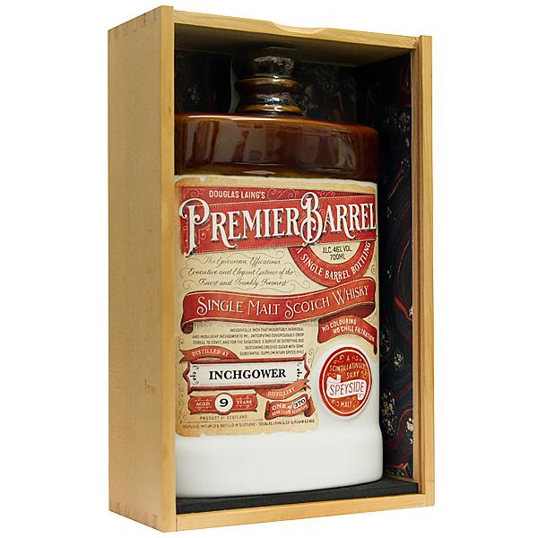 Douglas Laing's Premier Barrel Inchgower Distillery 70cl