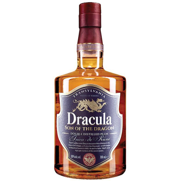 Dracula Son Of The Dragon 70cl