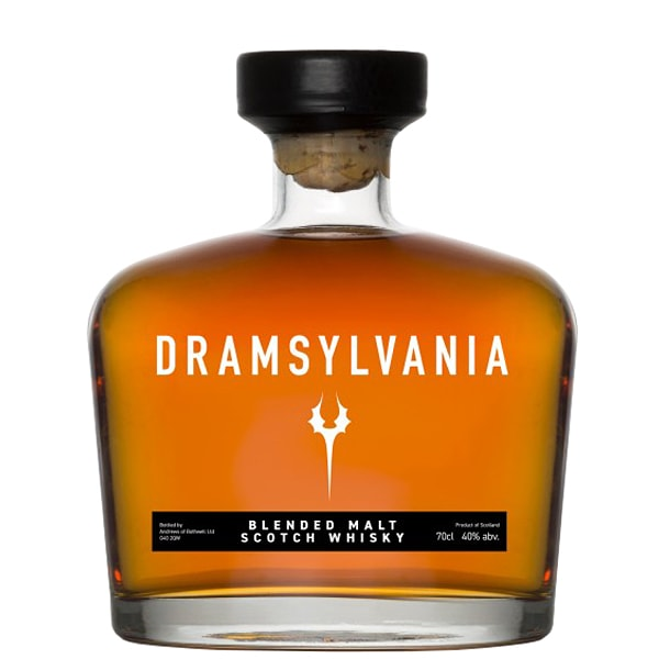 Dramsylvania Blended Malt Scotch Whisky 70cl