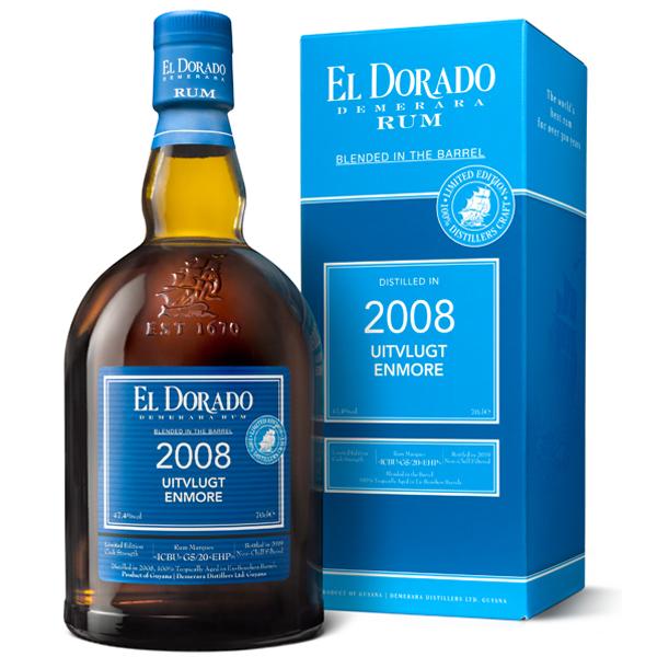 El Dorado 2008 Uitvlugt Enmore 70cl