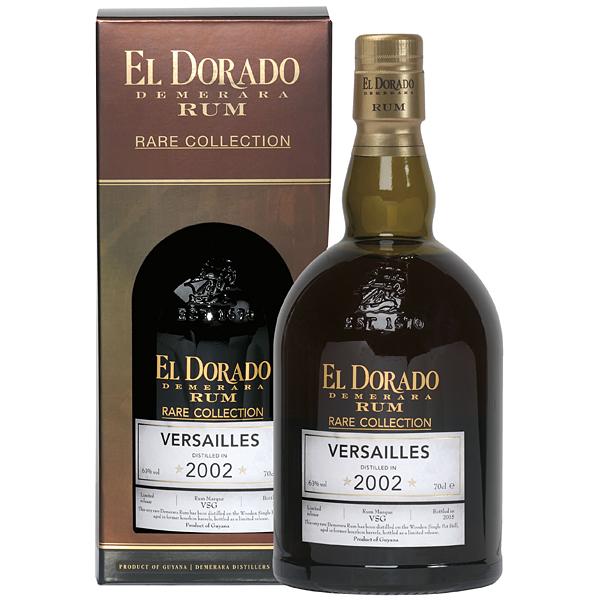 El Dorado Rare Collection Versailles 70cl