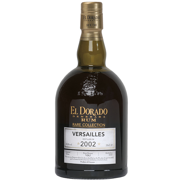 El Dorado Rare Collection Versailles 70cl