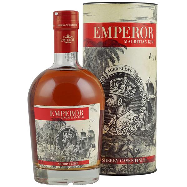 Emperor Sherry Casks Finish 0.7L