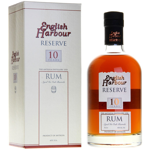 English Harbour Reserve 10 ani 70cl