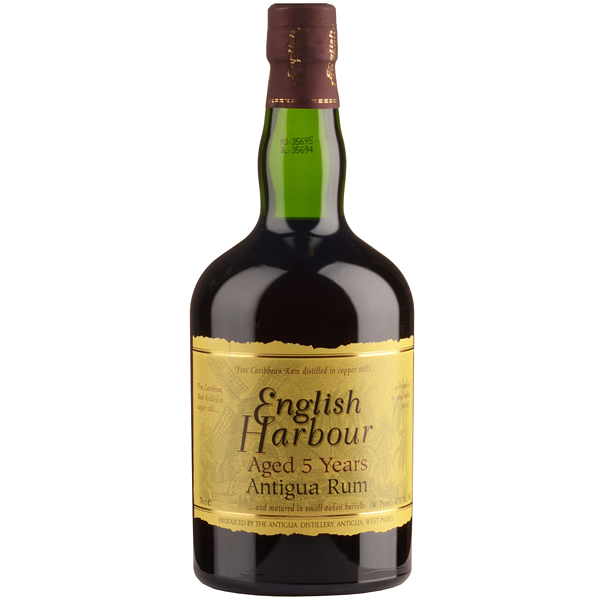 English Harbour 5 ani 70cl