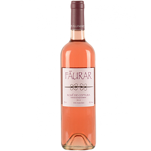 DAVINO Faurar Rose de Ceptura 75cl