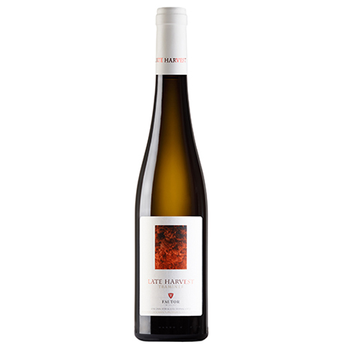 Fautor Late Harvest Traminer 50cl