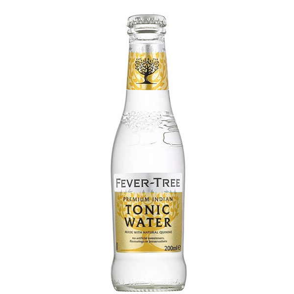 Fever Tree Indian Tonic 0.2L - sticla
