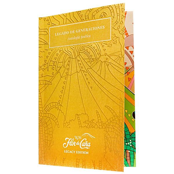 Flor De Cana Centenario 12 ani Legacy Edition I 70cl