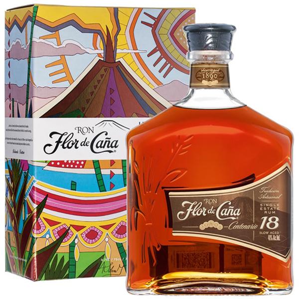 Flor De Cana Centenario 18 ani Legacy Edition I 100cl