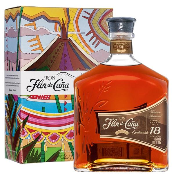 Flor De Cana Centenario 18 ani Legacy Edition I 70cl