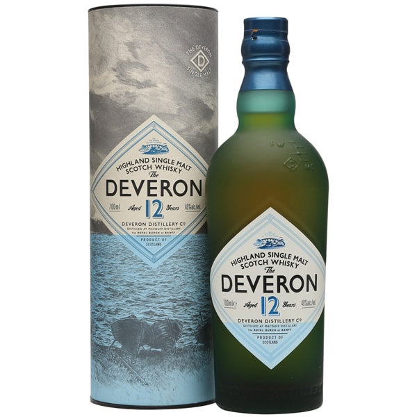 Glen Deveron 12 ani 70cl