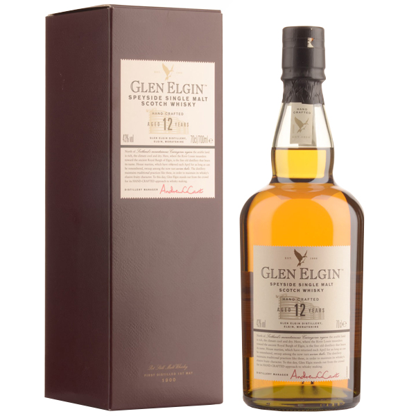 Glen Elgin 12 ani 70cl