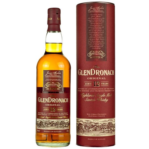 GlenDronach Original 12 ani 70cl