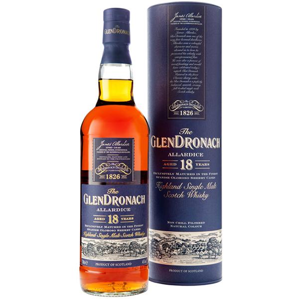 GlenDronach Allardice 18 ani 70cl