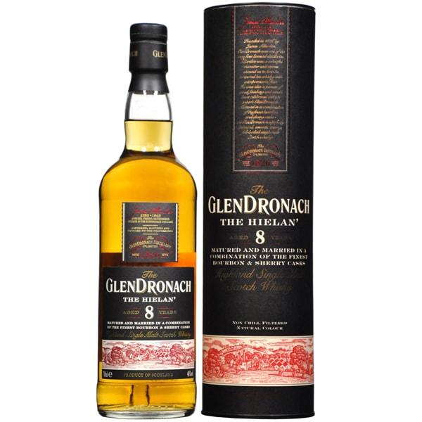 GlenDronach The Hielan 8 ani 70cl