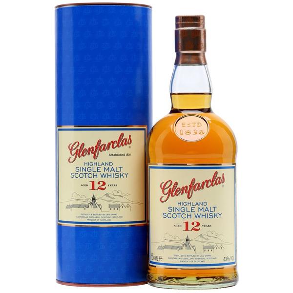 Glenfarclas 12 ani 70cl