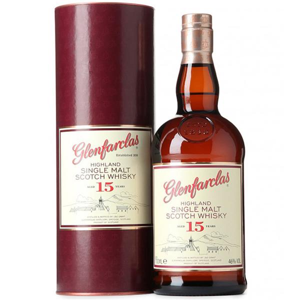 Glenfarclas 15 ani 70cl