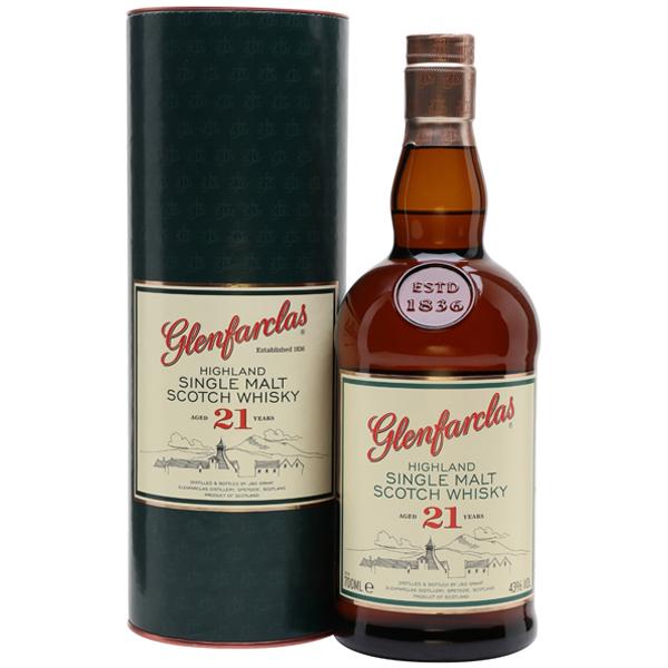Glenfarclas 21 ani 70cl