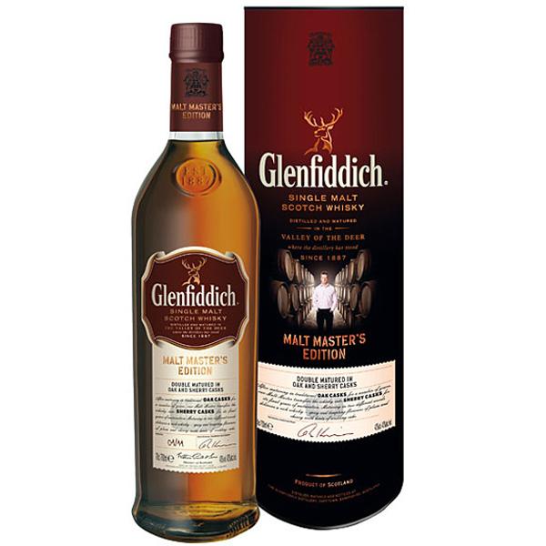 Glenfiddich Malt Master Edition 70cl