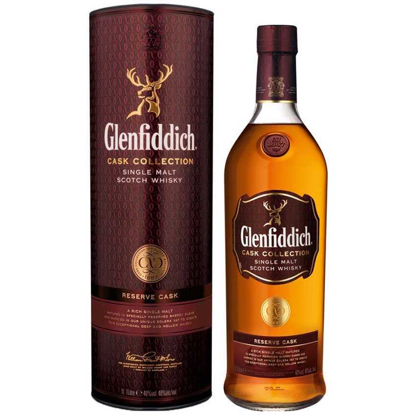 Glenfiddich Reserve Cask 100cl