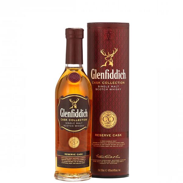Glenfiddich Reserve Cask 0.2L
