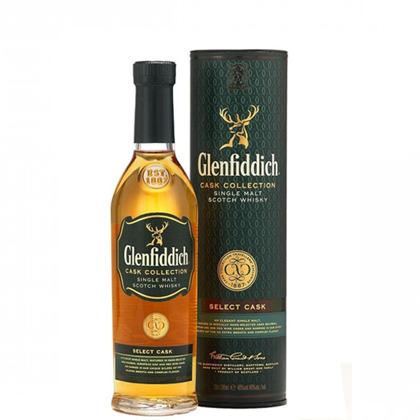 Glenfiddich Select Cask 20cl